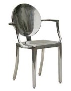 Home Furniture Stainless Steel Chair