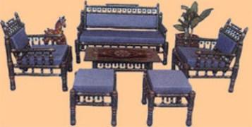 J J Sankheda Furniture SAHI Sofa Set