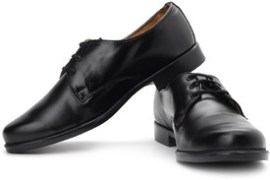 Bata Mens Lace Up Formal Shoes