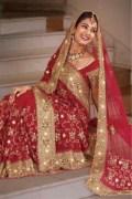 Vidya Bridal Saree