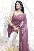 Vidya Georgette Saree