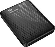 WD My Passport 500GB External Hard Disk