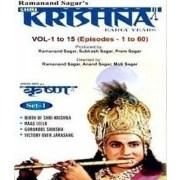 Moserbaer Shri Krishna DVD Set 1 (15 DVD in a Pack)