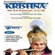 Moserbaer Shri Krishna DVD Set 2 (15 DVD in a Pack)