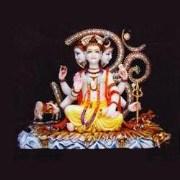 Raja Ji Trimurti  Marble Statues