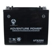 UPG Adventure Power Sport Sealed UTX20H AGM Battery