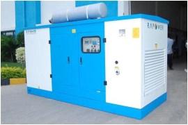 Ashok Leyland Silent Diesel Generator AL485G1