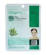 Dermal Green Tea Collagen Essence Mask D001