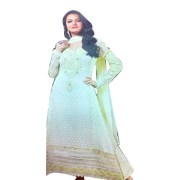 Butterfly 1 Anarkali Suit Dress Material