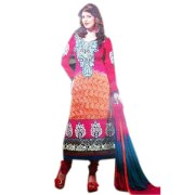 Butterfly 2 Anarkali Suit Dress Material