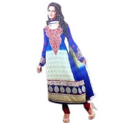 Butterfly 5 Anarkali Suit Dress Material