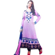 Butterfly 6 Anarkali Suit Dress Material