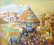 Rayar Art Gallery Ther Oil Painting