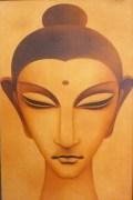 Rayar Art Gallery Buddha Oil Painting