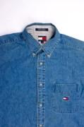 Tommy Hilfiger Men's Denim Shirt