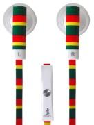 Smart Posh Earphone (Stripes)