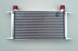 Super Heat Transfer Oil Cooler 20LPM