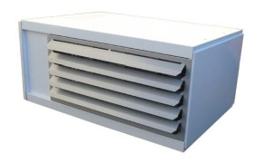 Super Heat Transfer Gas Air Heater