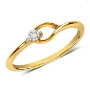 Mani Jewel R-2693YG Ring