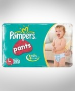 Pampers Dry Pants L-36 Combo Of 3