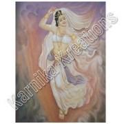 Apsara Painting