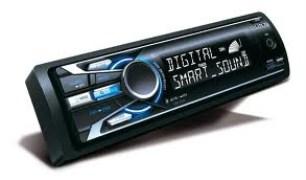 Sony Xplod CDX-GT626UI Car Stereo