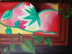 Sunandaz A001 Acrylic Painting