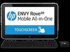 HP ENVY Rove 20-k005tu Mobile All-in-One Desktop PC