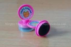 Rubber Round Stamp
