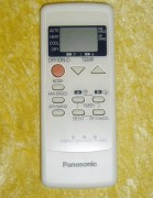 Panasonic Air Conditioner A75C2550 Remote Control