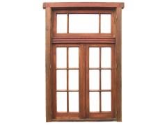 Krishna Timber Window 5x4