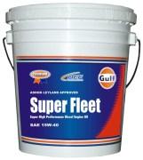 Gulf Superfleet 15W-40 LE Max