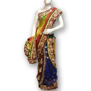 Jiya Designer JD-H-103 Saree With Lehanga