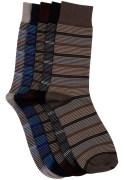 Phosphorus Pack Of 5 Regular Length Socks