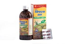 Aijaz Traders Trifala Ras With Aloevera