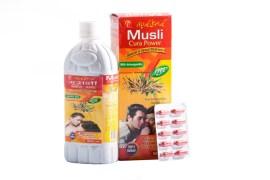 Aijaz Traders Musli Cure Power 500