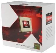AMD 3.6 GHz AM3+ FX4100 Processor