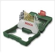 Bosch X30Ti 30pcs drill bit & driver bit set