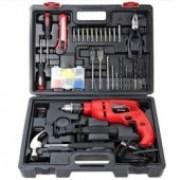 Skil 6513JJ Impact Drill 13mm 550w with 138pcs Smart kit