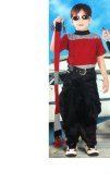 Kids Planet 4 in 1 Patiala Pant belt with T-shirt