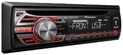 Pioneer DEH-1590UB Car Stereo