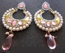 Shree Mauli 62082 Pearl Earring