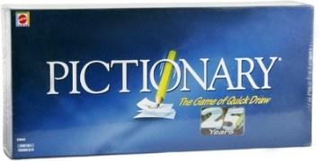 Mattel Pictionary Educational Puzzle