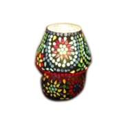 Laxmi Stationeries 8 Mosaic Table Lamp