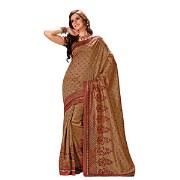 Saffron Collection 2068 Saree