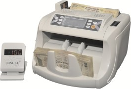 Nisuko Japan Loose Note Counter & Detector Machine KS 2100