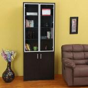 Fab Home Verse Two Door Bookcase
