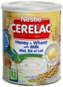 Nestle Cerelac Honey & Wheat With Milk