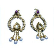 Poddar Jewels Earing-3