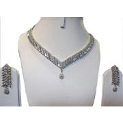 Poddar Jewels A.D Necklace Set-3